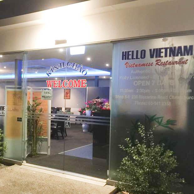 Hello Vietnam Restaurant Review – The Chai Ninja