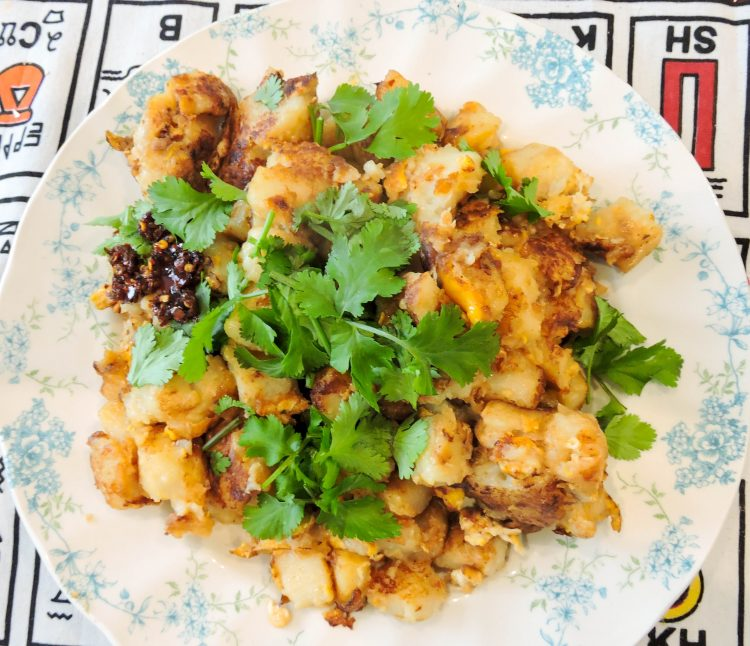 Char Kueh (Fried Turnip Cake)